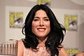 Jaime Murray at San Diego Comic-Con 2012.JPG