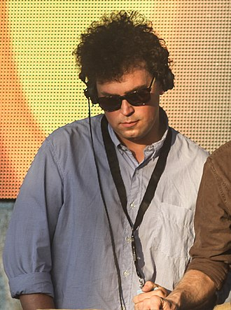 James Ford (musician) - James Ford during Melt! Festival 2013