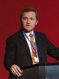 James Purnell, Policy Network, April 6 2009, detail.jpg