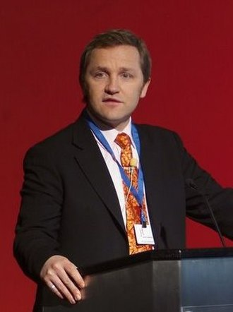 James Purnell - Purnell at the Policy Network Progressive Governance Conference 2009
