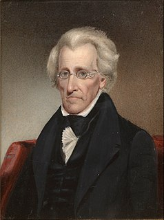 Bibliography of Andrew Jackson