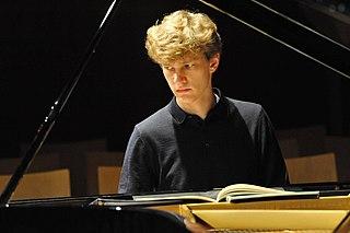 Jan Lisiecki Musical artist