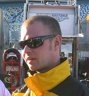 Jan Magnussen Danish racing driver