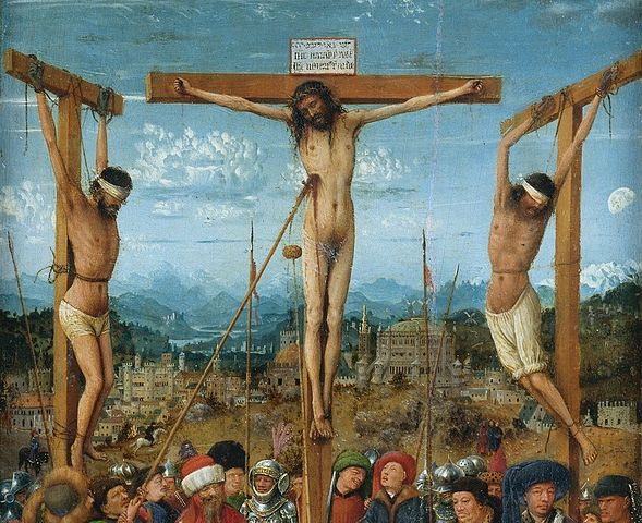 an analysis of asher levs paintings of the crucifixion My name is asher lev is a novel he then sees asher's paintings of the crucifix and the first brooklyn crucifixion, a work by asher which plays a central.