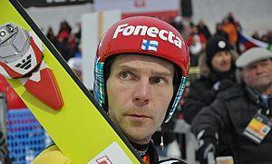 Janne Ahonen - Ahonen in Oslo, 2011