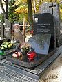 Janusz Brych - Cmentarz Wojskowy na Powązkach (2).JPG