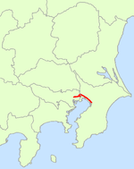 Japan National Route 14 Map.png