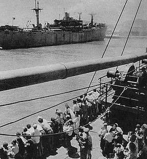 Japanese repatriation from Huludao