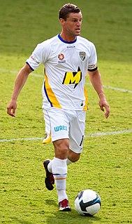 Jason Culina Australian soccer player and coach