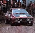 Jean-Claude Andruet - Alfa Romeo Alfetta GT (1975 Rallye San Martino di Castrozza) (cropped).jpg