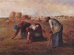 Des Glaneuses, Musée d'Orsay