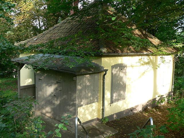 Дом Жан Поля в Кобурге (жил там в 1803—1804)