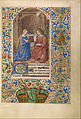 Jean Bourdichon (French - The Annunciation - Google Art Project.jpg