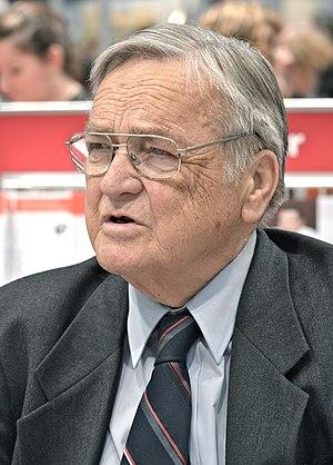 Parti Québécois leadership election, 1985 - Image: Jean Garon 2013 04 13 B