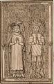 Jean et Louis Des ursins sous le marchepied de l'autel de la chapelle des Ursins choeur ND Paris.jpg