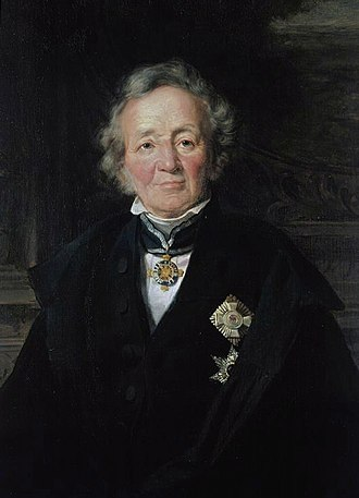 Great power - Leopold von Ranke was one of the first to attempt to scientifically document the great powers.