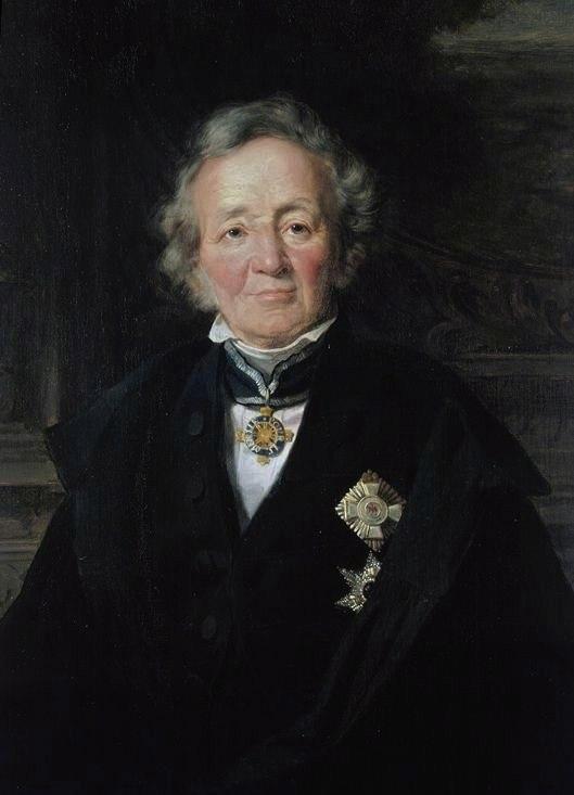 Jebens, Adolf - Leopold von Ranke (detail) - 1875