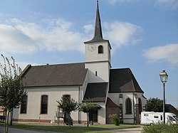 Jebsheim, Eglise protestante Saint-Martin.jpg