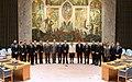 Jefa de Estado participó de la Fotografía Oficial con el equipo chileno en el Consejo de Seguridad (16293345246).jpg