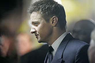 Jeremy Renner - Renner at The Bourne Legacy premiere in Sydney, Australia
