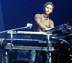 Jesse Carmichael - Carmichael at Red Rocks, November 2007