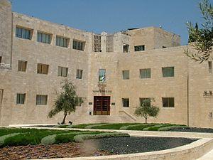 Jewish National Fund - JNF headquarters in Jerusalem