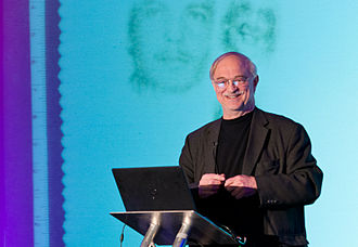 Joe Nickell - Joe Nickell at QED Con 2012 with spirit photos