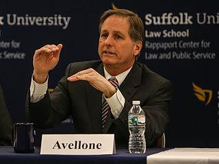 Joseph Avellone Businessman and politician