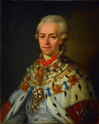 Johan Gabriel Oxenstierna - J.G. Oxenstierna.