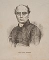 Johan Ludvig Runeberg. Lithography, early 1850, Society of Swedish Literature in Finland, Runebergbibliotekets bildsamling, slsa1160 382.jpg