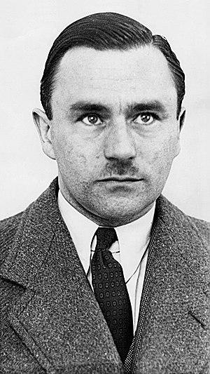 John George Haigh - Police photograph of John Haigh (1949)