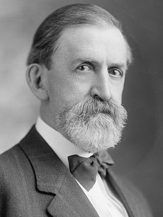 United States Senate elections, 1914 and 1915 - Image: John W Kern