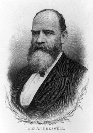 John Creswell - John A. J. Creswell