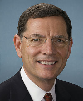 John Barrasso, official portrait, 112th Congress.jpg