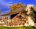John Blackburn Log House 02.jpg