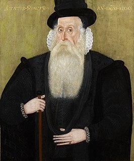 John Byron (died 1600) English landowner.