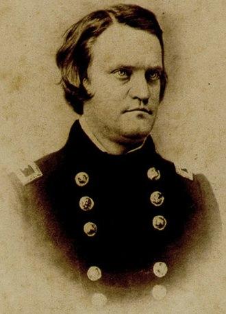Orphan Brigade - Brig. Gen. John C. Breckinridge commanded the Kentucky Brigade until 1862