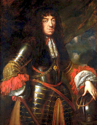 John II Casimir Vasa reigned during the Commonwealth's most difficult period. Frustrated with his inability to reform the state, he abdicated in 1668. John II Casimir Vasa 1.PNG