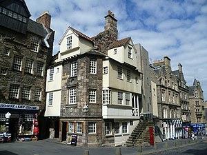 John Knox House - John Knox House
