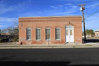 Florence, Arizona - John Nicholas Saloon and Beer Hall, Florence