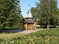 John the Baptist Chapel near Piskarevskoye Memorial Cemetery.jpg