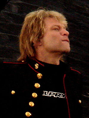 Jon Bon Jovi - Jon Bon Jovi in 2006