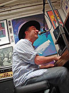 Jon Cleary (musician) English/American musician