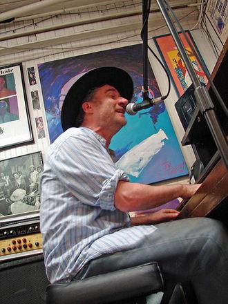 Jon Cleary (musician) - Jon Cleary (2008)