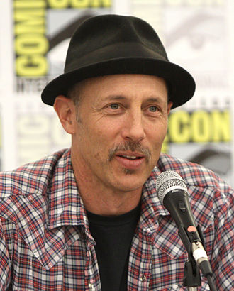 Jon Gries - Gries at the 2011 San Diego Comic-Con