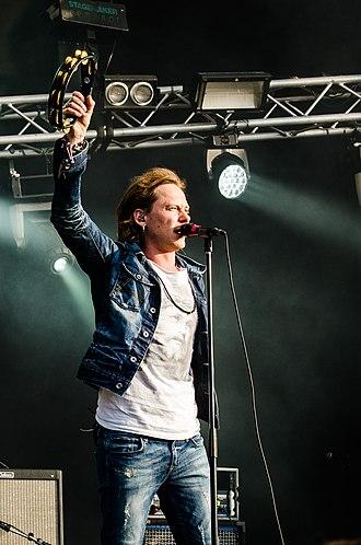 Jonne Aaron - Jonne Aaron in 2013