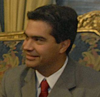 Jorge Capitanich - Image: Jorge Capitanich presidenciagovar 9OCT07
