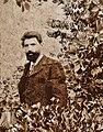 Jose Garcia-Vaso y Vicente Medina (poeta y pintor, con bigote blanco).jpg