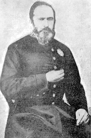 José Luís Mena Barreto (1817–79) - José Luís Mena Barreto around age 49, c.1866