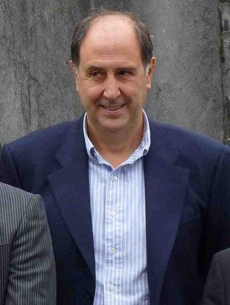 José Antonio Querejeta - José Antonio Querejeta in 2010
